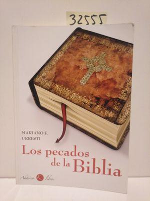 LOS PECADOS DE LA BIBLIA
