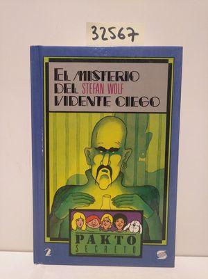 EL MISTERIO DEL VIDENTE CIEGO