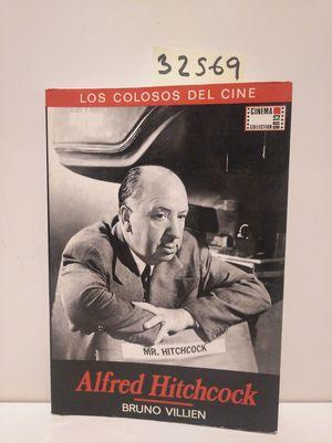 ALFRED HITCHCOCK. LOS COLOSOS DEL CINE