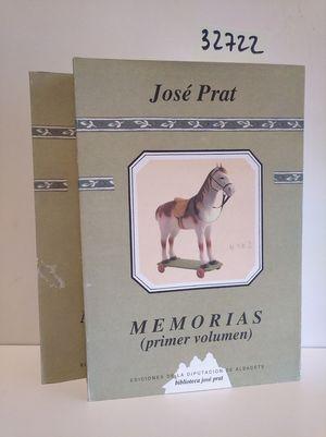 MEMORIAS (2 VOLUMENES)
