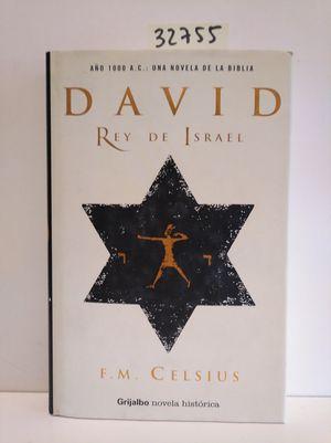 DAVID, REY DE ISRAEL