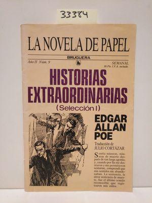 HISTORIAS EXTRAORDINARIAS. (SELECCIÓN 1)