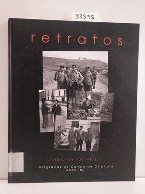 ISIDRO DE LAS HERAS. RETRATOS