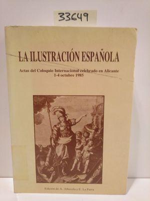 LA ILUSTRACIÓN ESPAÑOLA