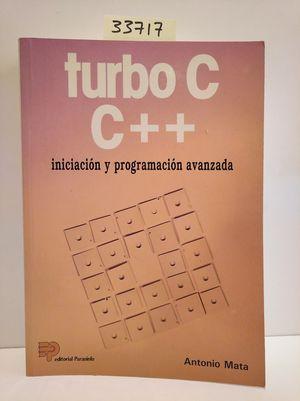 TURBO C-C ++