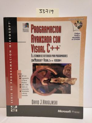 PROGRAMACIÓN AVANZADA CON VISUAL C++