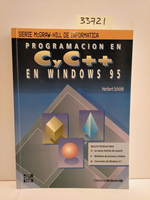 PROGRAMACIÓN EN C Y C++ EN WINDOWS 95