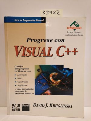 PROGRESE CON VISUAL C++