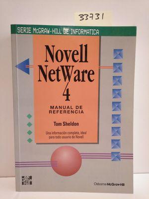 NOVELL NETWARE 4