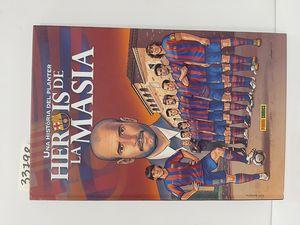 HEROIS DE LA MASIA - UNA HISTORIA DEL PLANTER