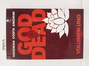 GOD IS DEAD - VOLUMEN 1