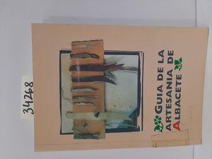GUÍA DE LA ARTESANÍA EN ALBACETE