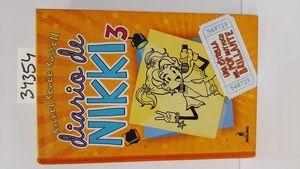 DIARIO DE NIKKI 3: UNA ESTRELLA DEL POP MUY POCO BRILLANTE