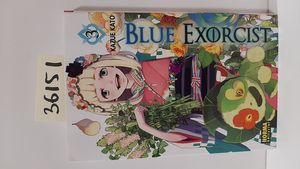 BLUE EXORCIST 03