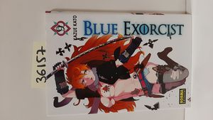 BLUE EXORCIST 9